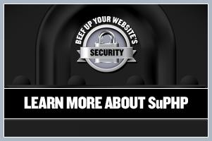 جلوگیری از اجرا شدن شل در سرور به کمک suPHP