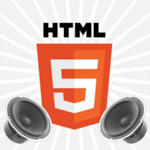 تگ audio و کاربرد آن در HTML