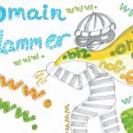 دریافت ایمیل های مشکوک  domain slammer برای تمدید دامنه