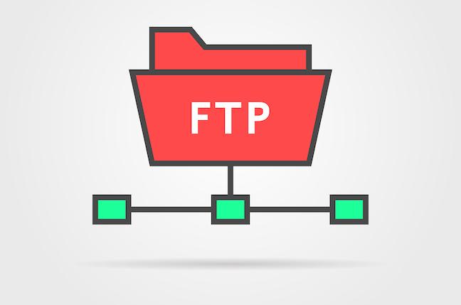 تنظیم ftp سرور